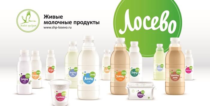 Петербургу не хватает молока из Ленобласти